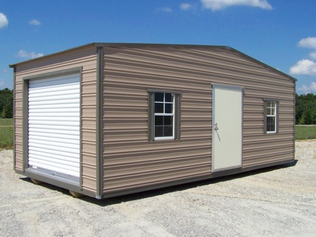 Storage Shed Ramps >> Thrifty Buildings Montgomery – Portable Building Retail ...